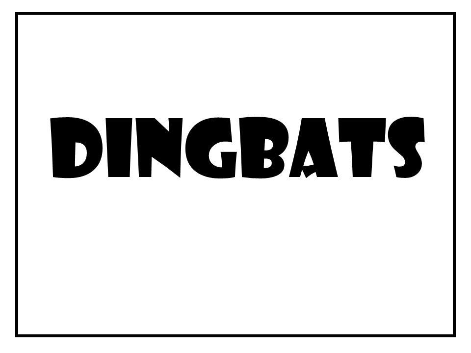 how to play waddingtons dingbats