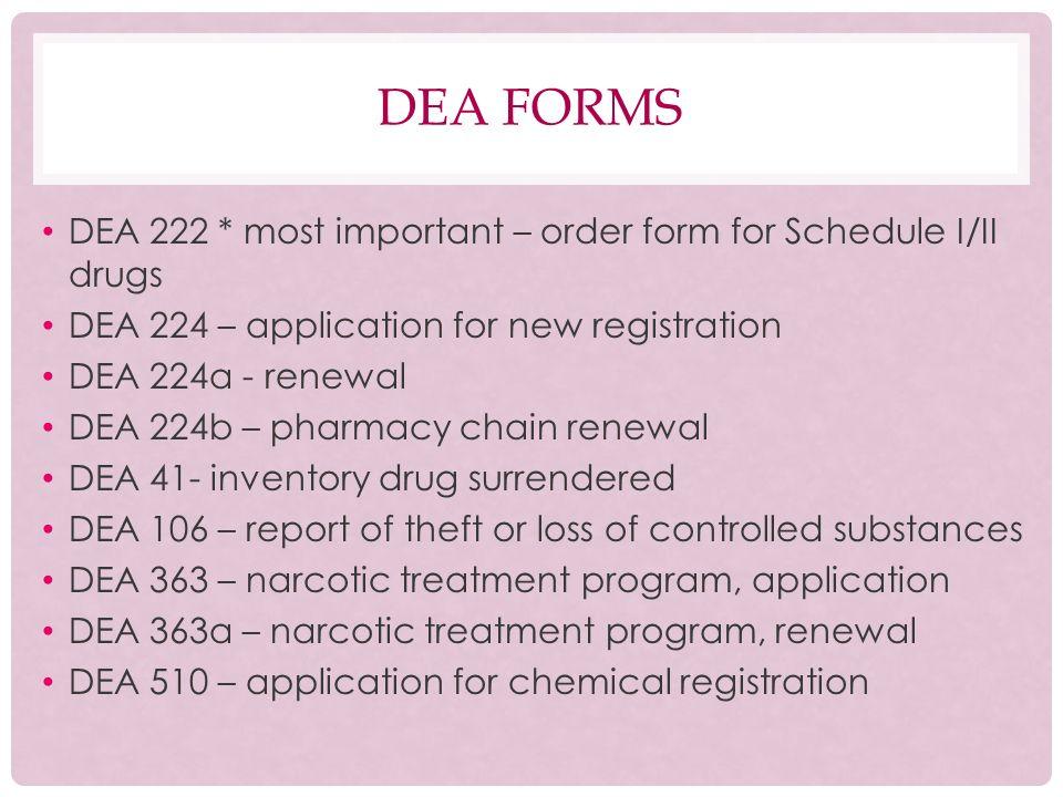 Drug Regulations & Control - ppt video online download