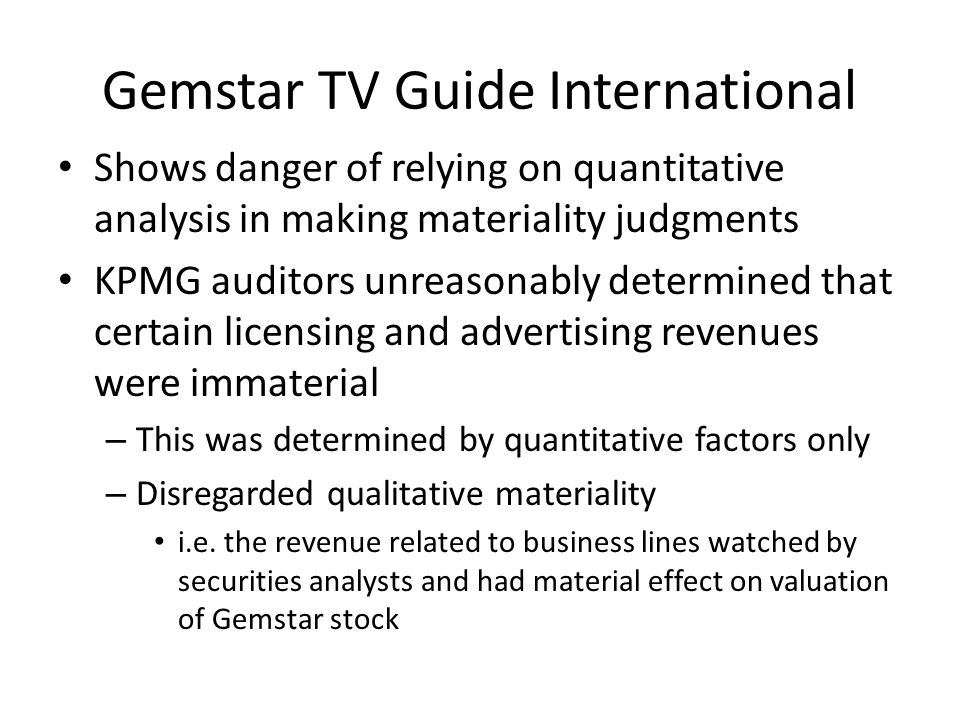 gemstar tv guide international inc Evaluate business information for gemstar-tv guide international, inc in new york, ny use the d&b business directory at dandbcom to find more company profiles.