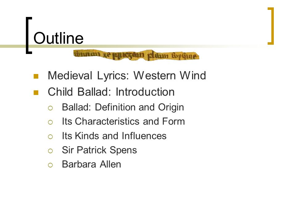 medieval ballads and lyrics Scottish folk music lyrics for a wide range of scottish songs there can be many  variations on scottish traditional song lyrics and tunes hopefully you will find the .