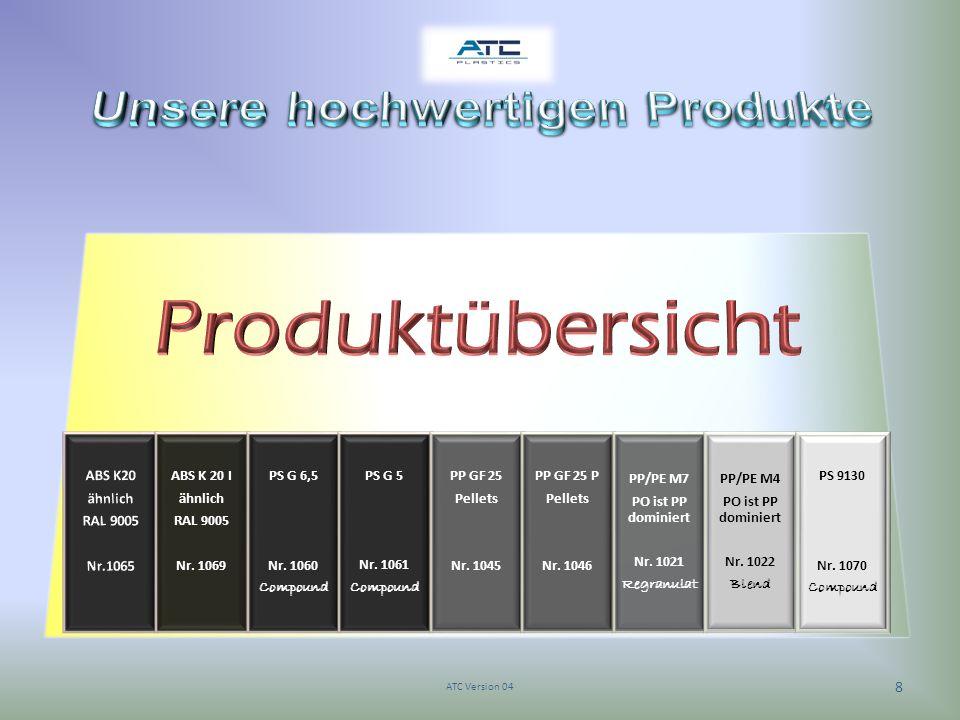 Unsere hochwertigen Produkte