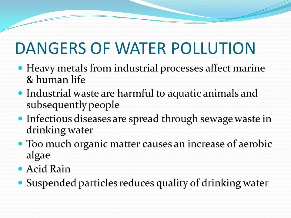 the effects of water pollution on everyday life Water pollution take action everyday actions  what are the effects of water pollution  thank you ocean videos related to water pollution storm water runoff.