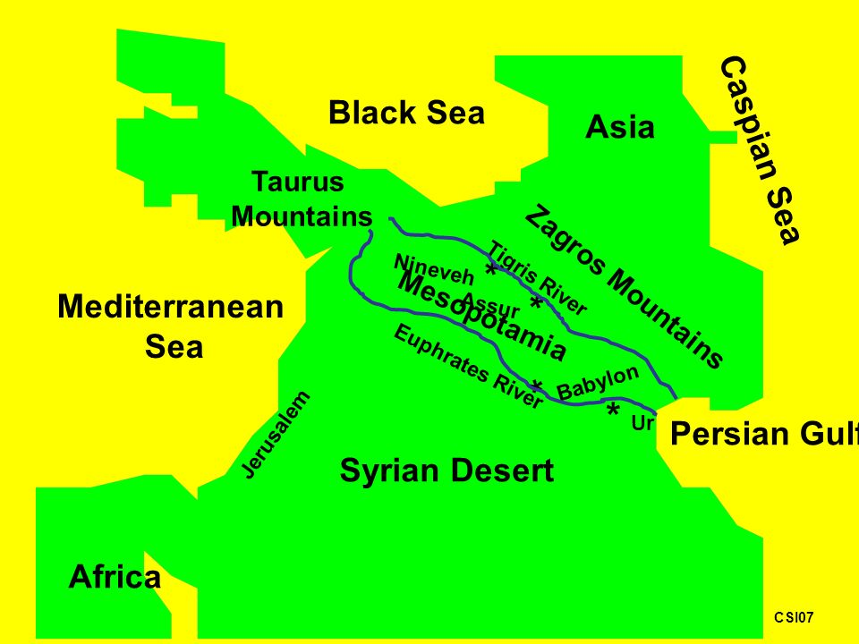 Tigris and euphrates river world map
