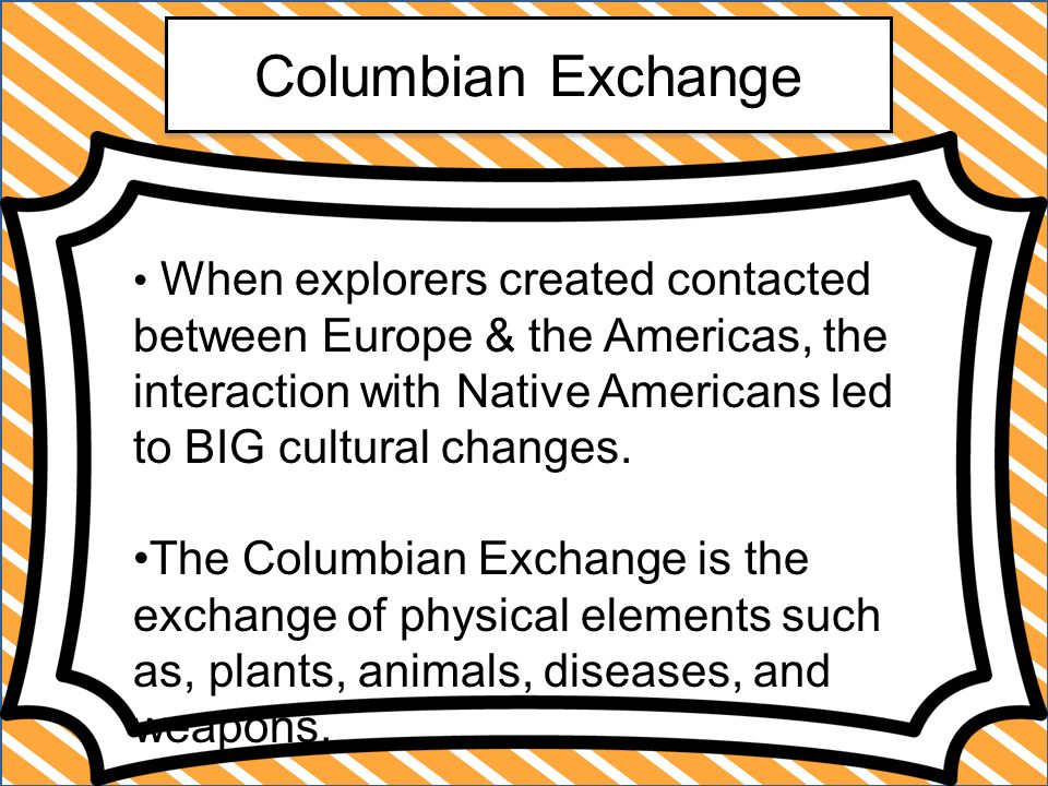 the interaction between europeans and native How did the different patterns of interaction between europeans and the native peoples shape colonial development in the spanish borderland, new france, and the english colonies where europeans mainly sought to trade with indians, as in new france, intercultural relations were fairly peaceful.