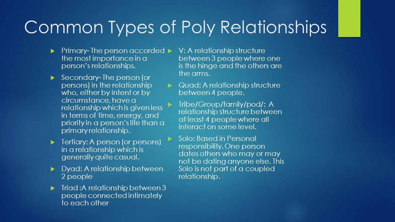 polyamory dating definition Find other polyamorists with our exclusive and specialized dating site sign up for free and start meeting up with others living a poly life, poly dating site.