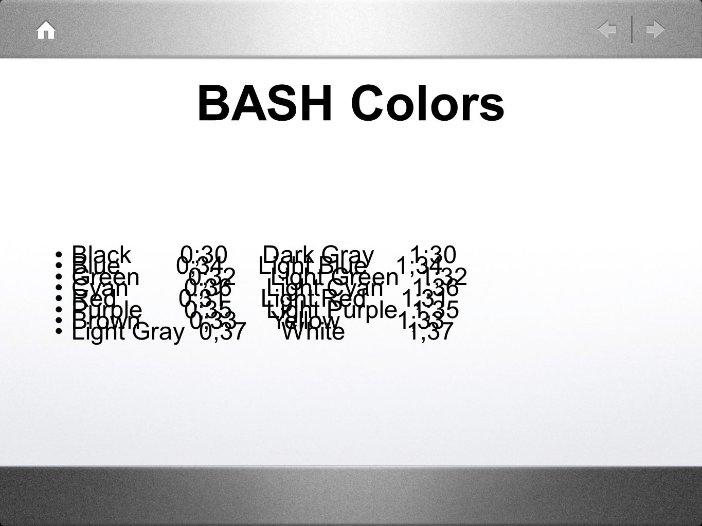 84 Bash Awk Print Color