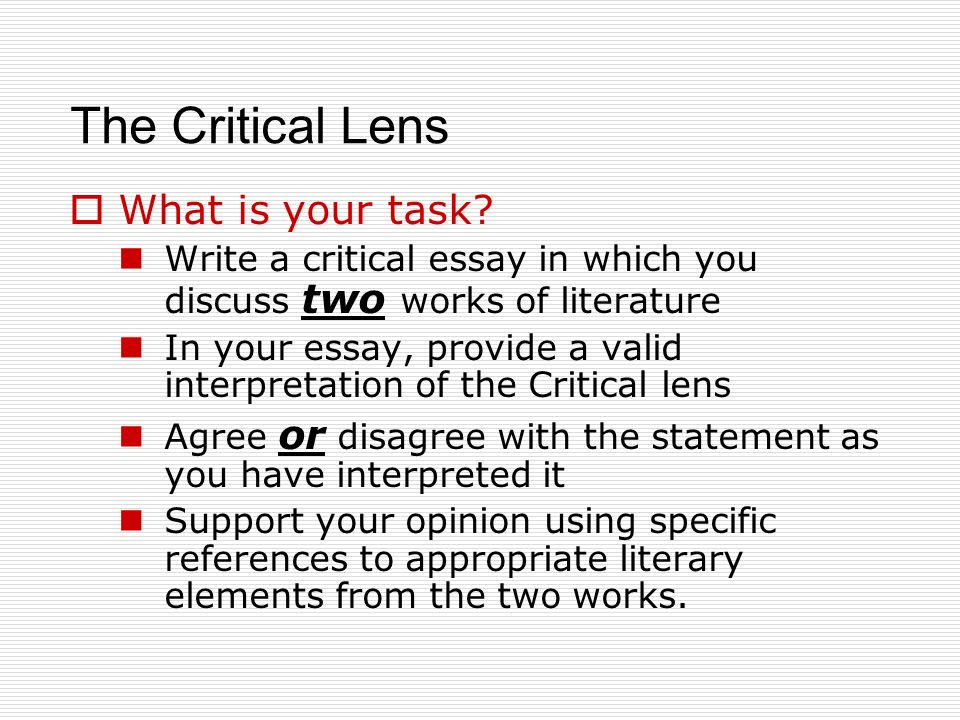 critrical lenss Anchor paper – question 28 – level 3 – b the response alludes to the critical lens, but does not use it to analyze twelve angry men or macbeth.