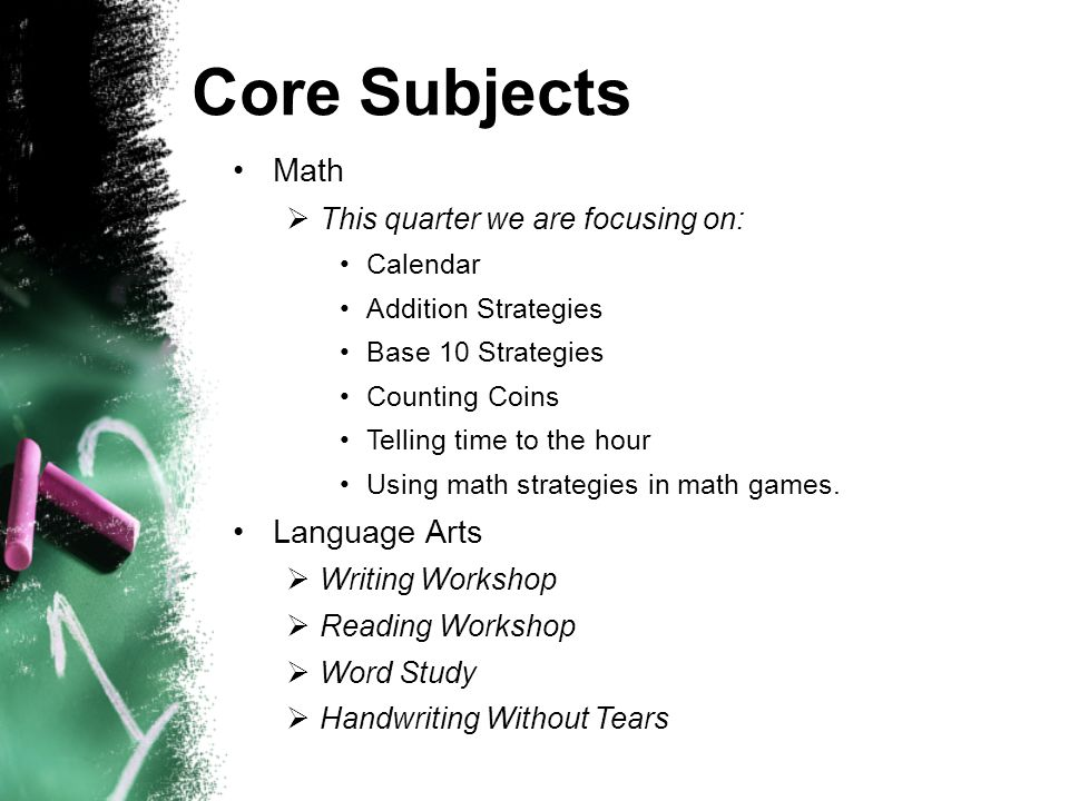 Homework without tears ppt