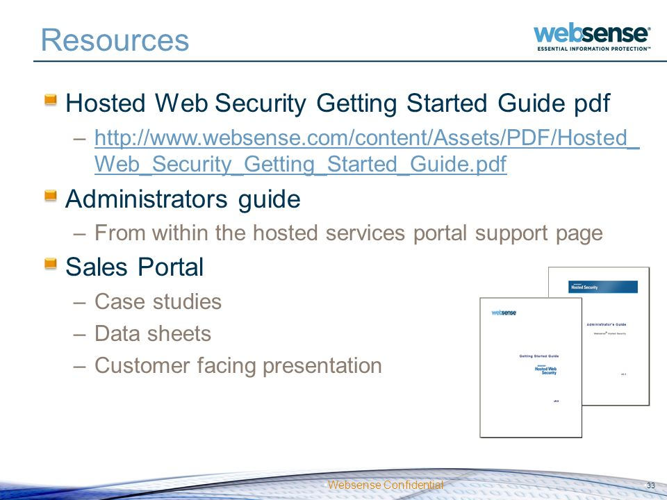 Resources Hosted Web Security Getting Started Guide pdf