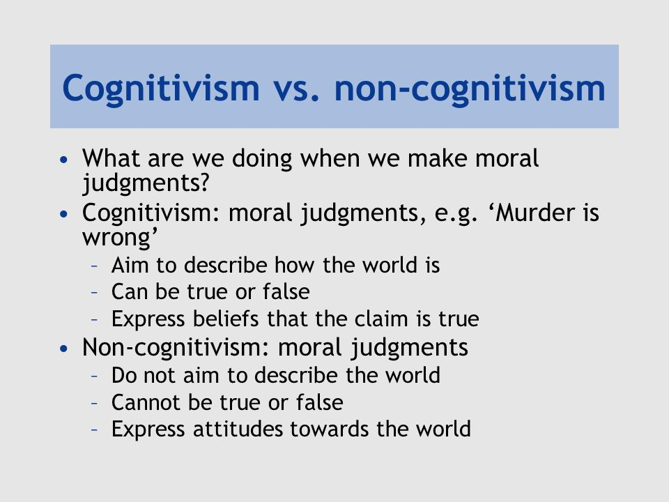 assess the claim that moral truth The truth in ethical relativism that moral views can be correct or incorrect he claims, with full participation.