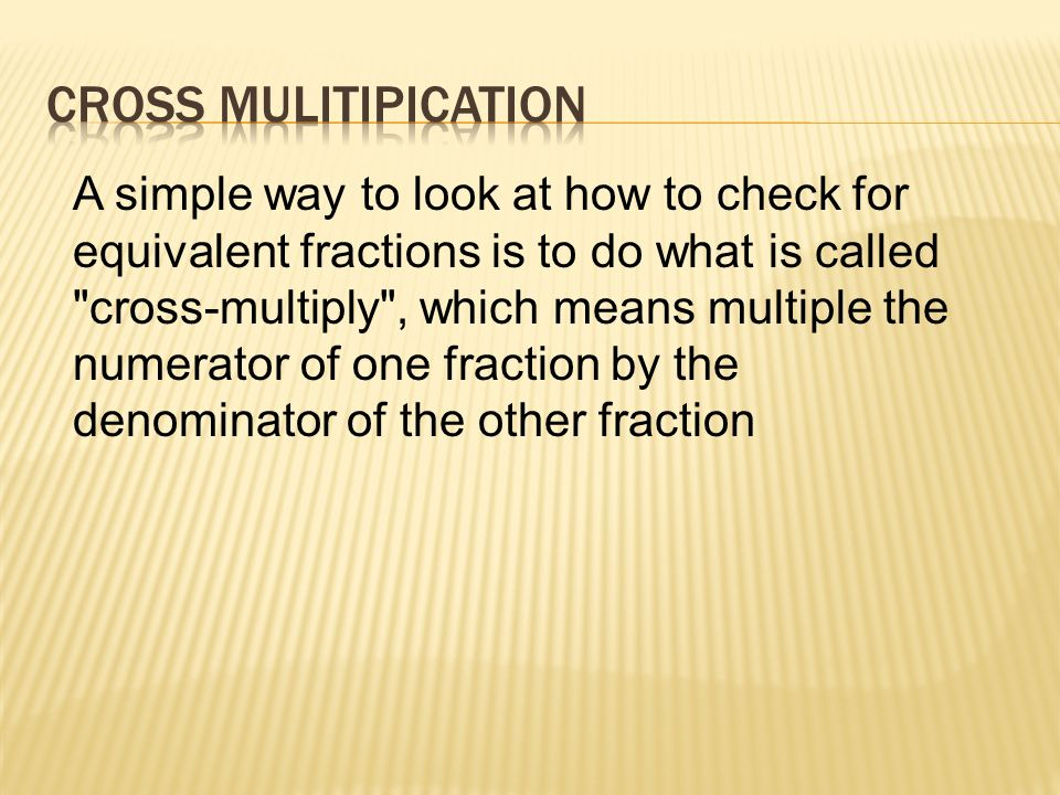 How To Solve Fraction Word Problems