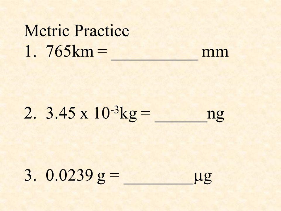 Pre ap chemistry dimensional analysis worksheet 2