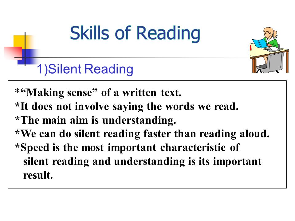 reading skills From phonics to sight words, kids learn to read by using a number of different skills find out about typical reading milestones for kids at different ages.