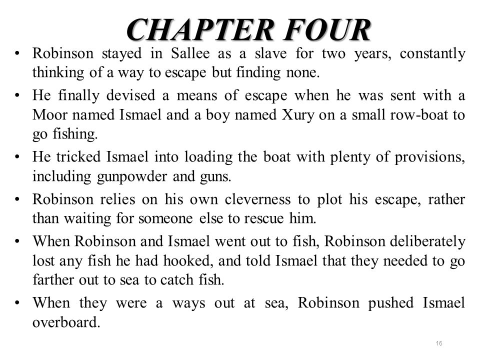 Robinson crusoe ch i iv ppt download for Go to plenty of fish com