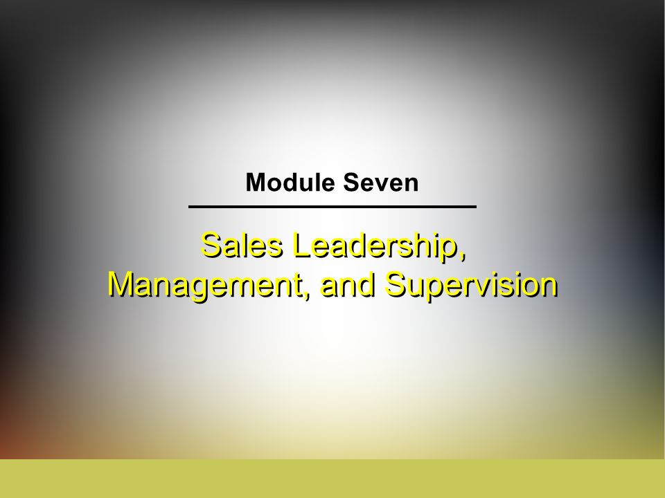 management supervision and leadership |105 | citywide learning & development management & supervision portfolio 21 irrefutable laws of leadership this course is designed to explore and discuss timeless leadership principles based on the book, 21.