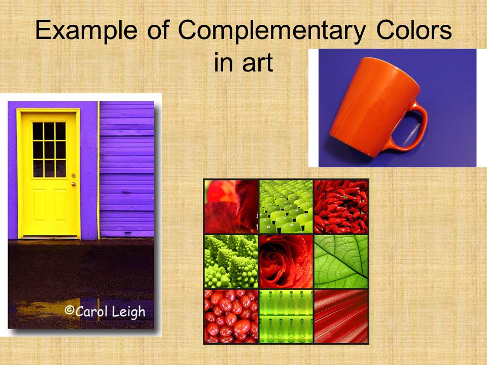 11 Example Of Complementary Colors In Art