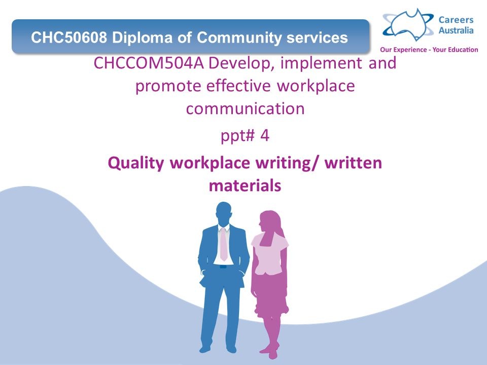 chc diploma of community services ppt  chc50608 diploma of community services