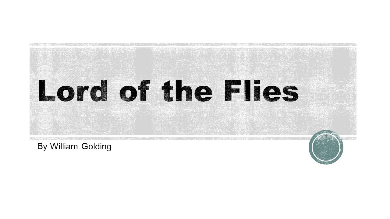 a discussion on who the lord of the flies is in lord of the flies by william golding Lord of the flies lord of the flies has entered the culture ralph, jack and piggy are archetypes of human fallibility, but most of all they are real characters, fully imagined and leaping to life off the page.