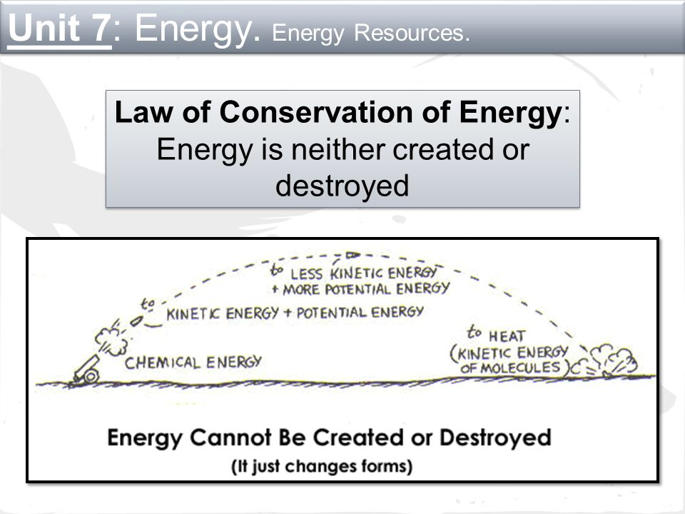 What is ENERGY RESOURCE - The Law Dictionary