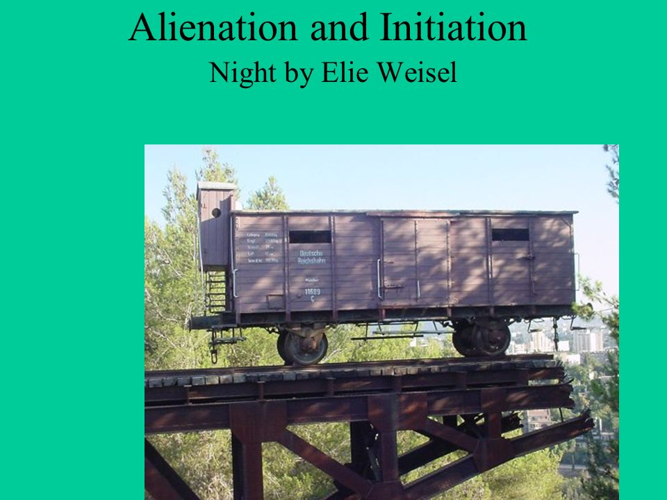 isolation and alienation in the novel As the novel progresses, we begin to perceive that holden's alienation is his way   he uses his isolation as proof that he is better than everyone else around him.