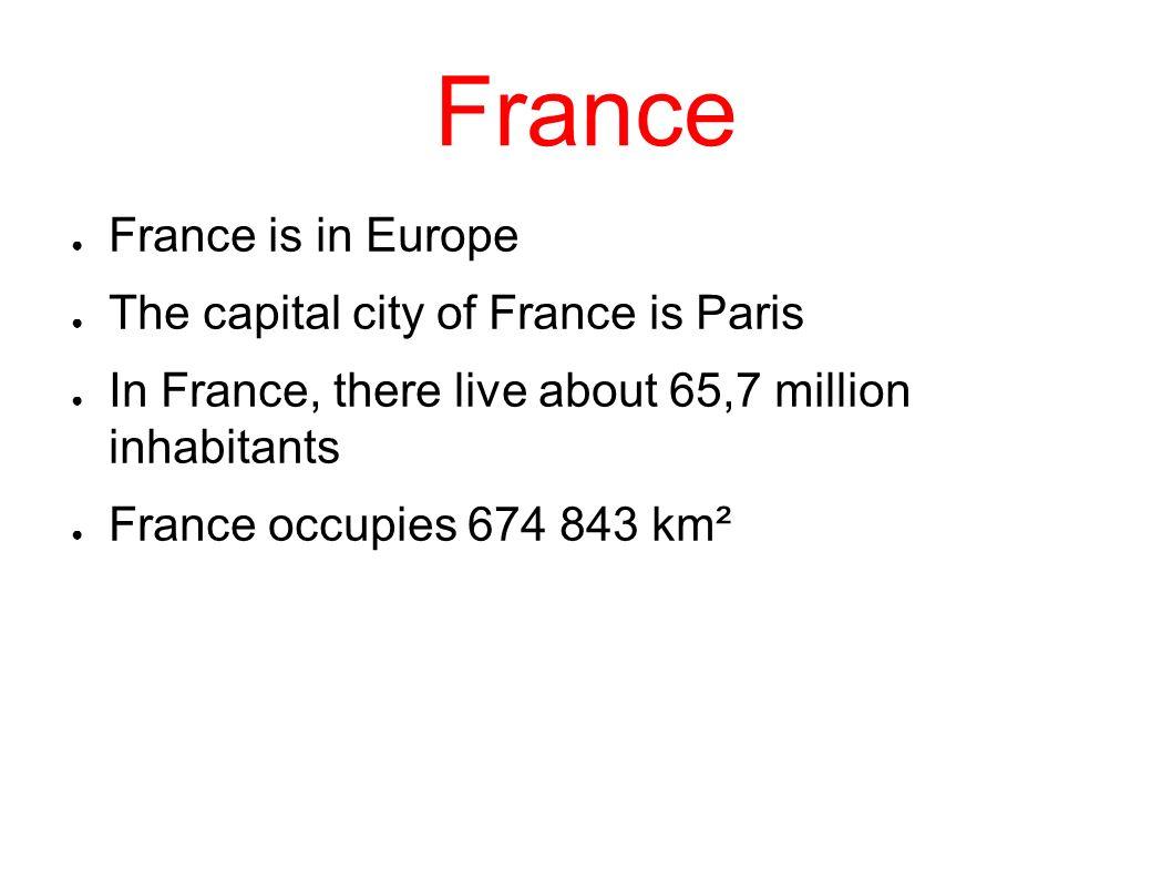 France Ppt Download - Is paris in france