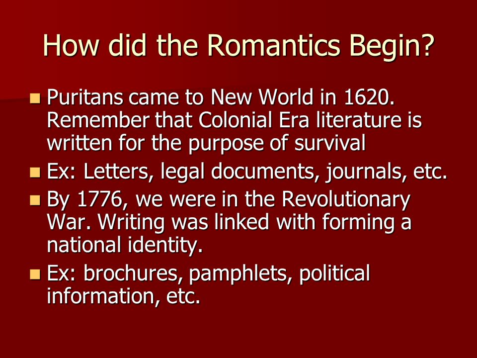 the romantics and their literature Literature and medicine in the nineteenth-century periodical press explores the   from its inception in 1817, blackwood's developed its high tory romantic.