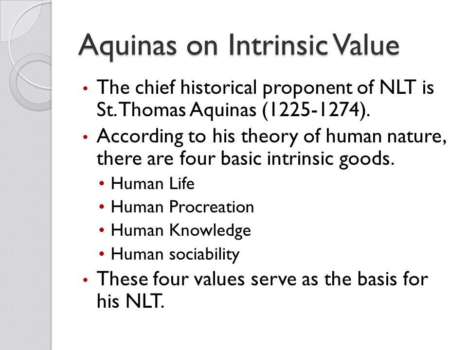 intrinsic value essay Beyond intrinsic value: pragmatism in environmental ethics anthony weston in this essay i propose an environmental ethic in the pragmatic vein.