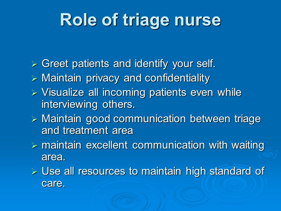 Role of Nurse in Prevention of Communicable Disease