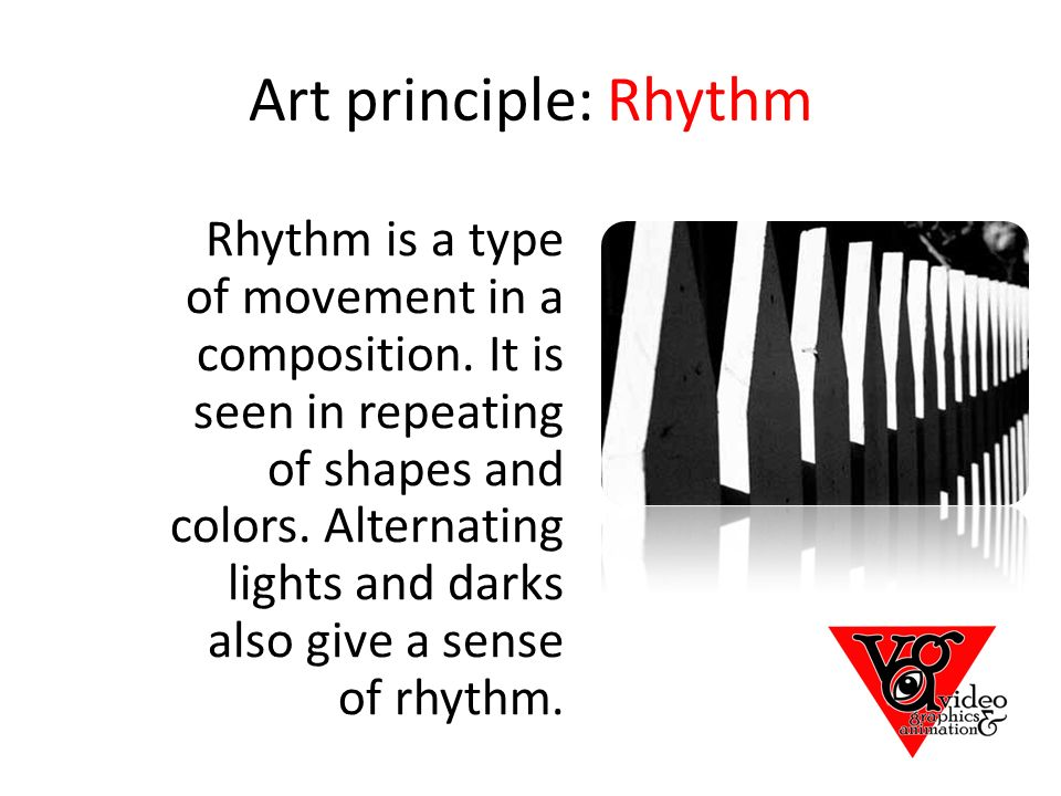 Principles Of Art Rhythm And Movement : Define line a mark drawn with pointed moving tool ppt