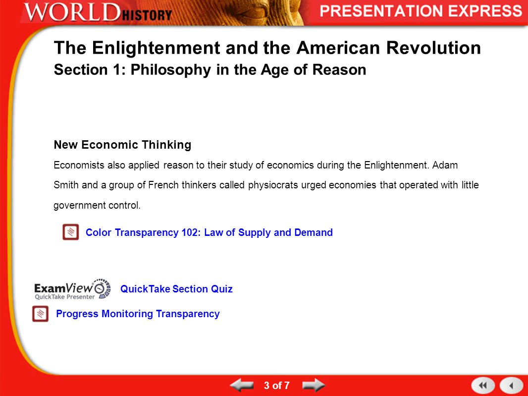 How Did the Enlightenment Influence the American Revolution?