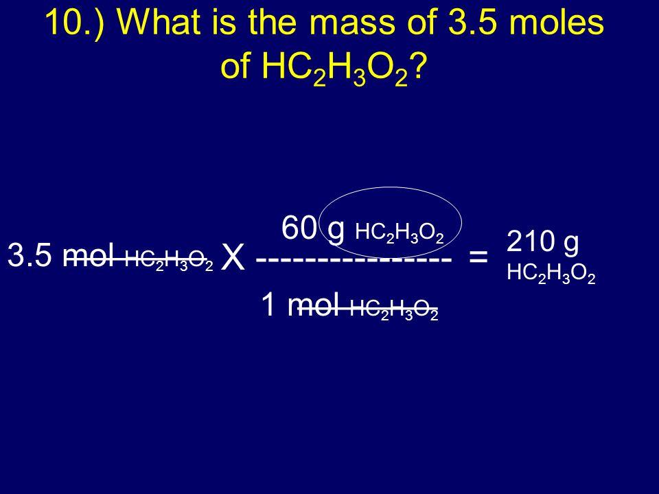 mole mass conversion worksheet pdf