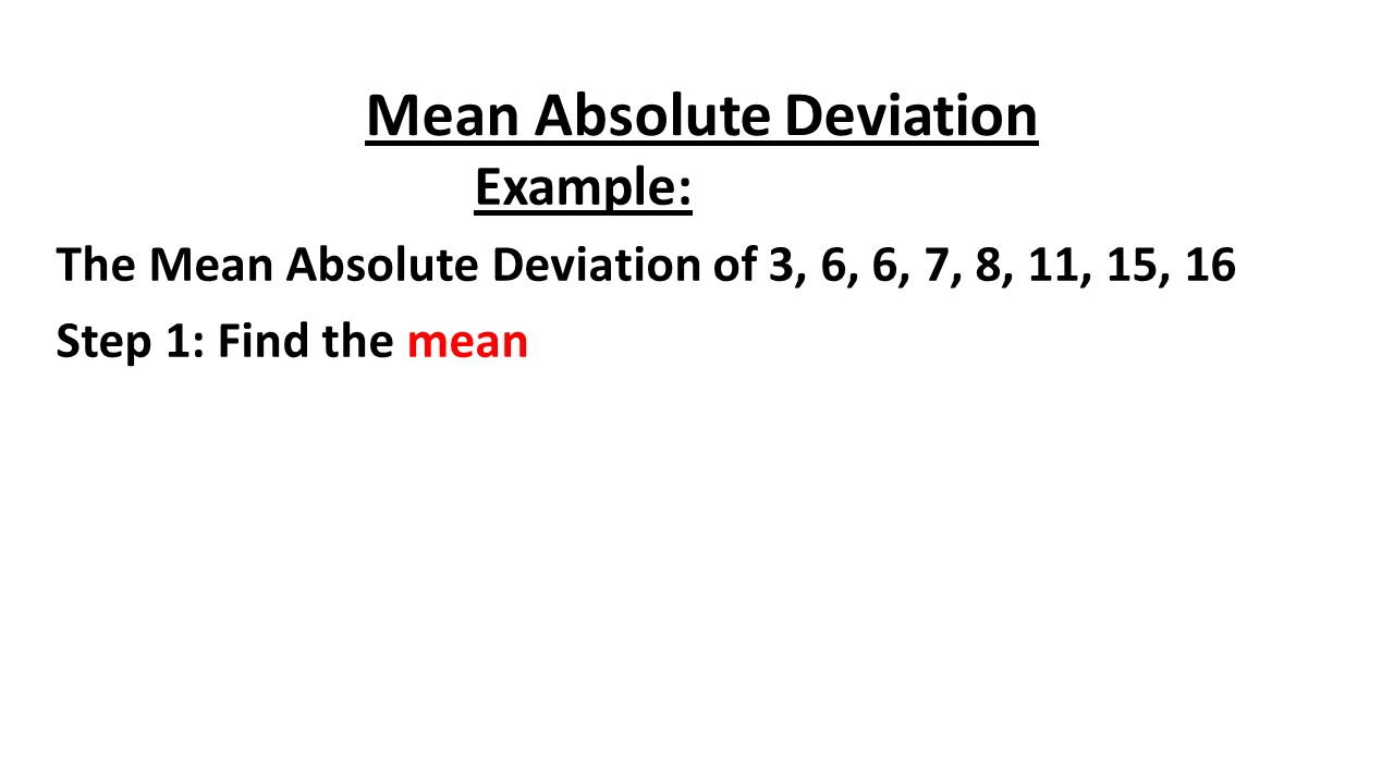 math mean absolute deviation worksheet answer math best free printable worksheets. Black Bedroom Furniture Sets. Home Design Ideas