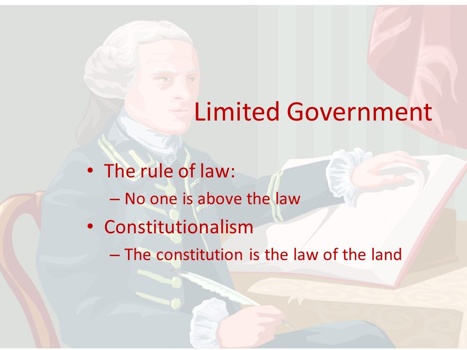 an analysis of the standards of the rule of law and constitutionalism Kaye, judith s (2012) dual constitutionalism in practice and principle, st  john's law review: vol 61: iss 3, article  state courts are deciding that  standards set by the united states  ohio, 367 us 643 (1961) (exclusionary  rule) wolf v  fore, constitutional analysis by state courts cannot stop with a.