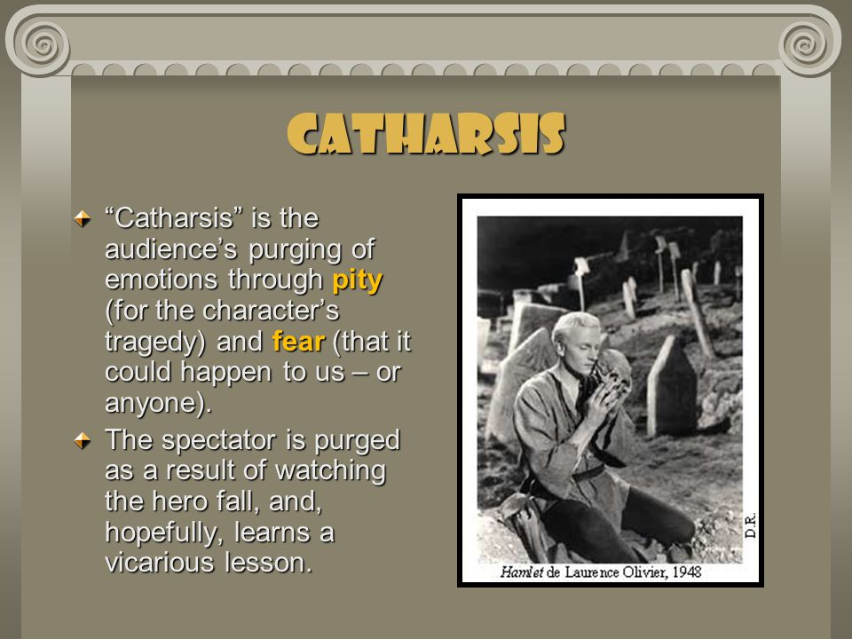 Catharsis In Oedipus