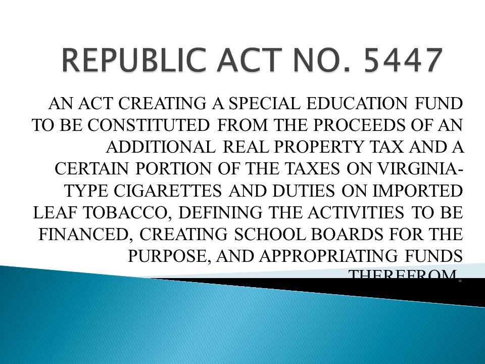 republic act Republic act no 7721  an act liberalizing the entry and scope  of operations of foreign banks in the philippines and for.