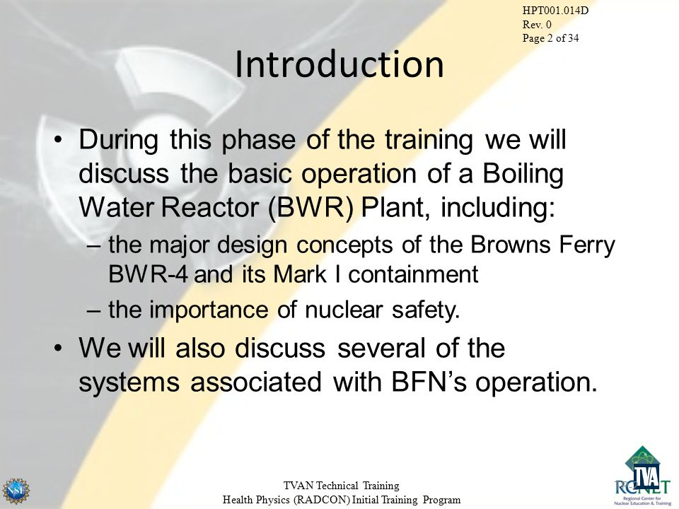 Nuclear power plant orientation ppt video online download nuclear power plant orientation 2 introduction ccuart Choice Image