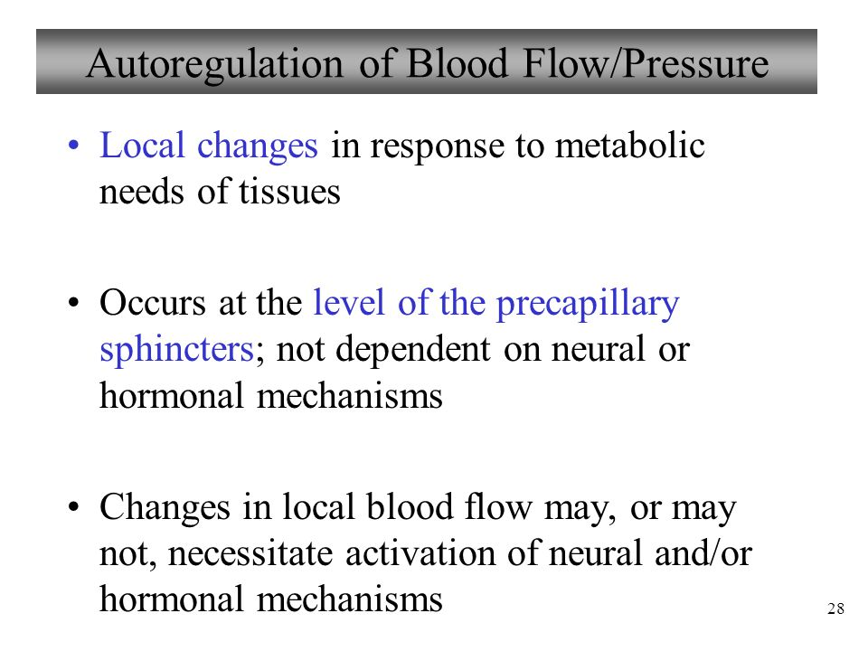 discuss neural and hormonal mechanisms in There are both immediate and long-term physiological mechanisms which react in order to maintain  helping to restore blood volume and blood pressure hormonal.