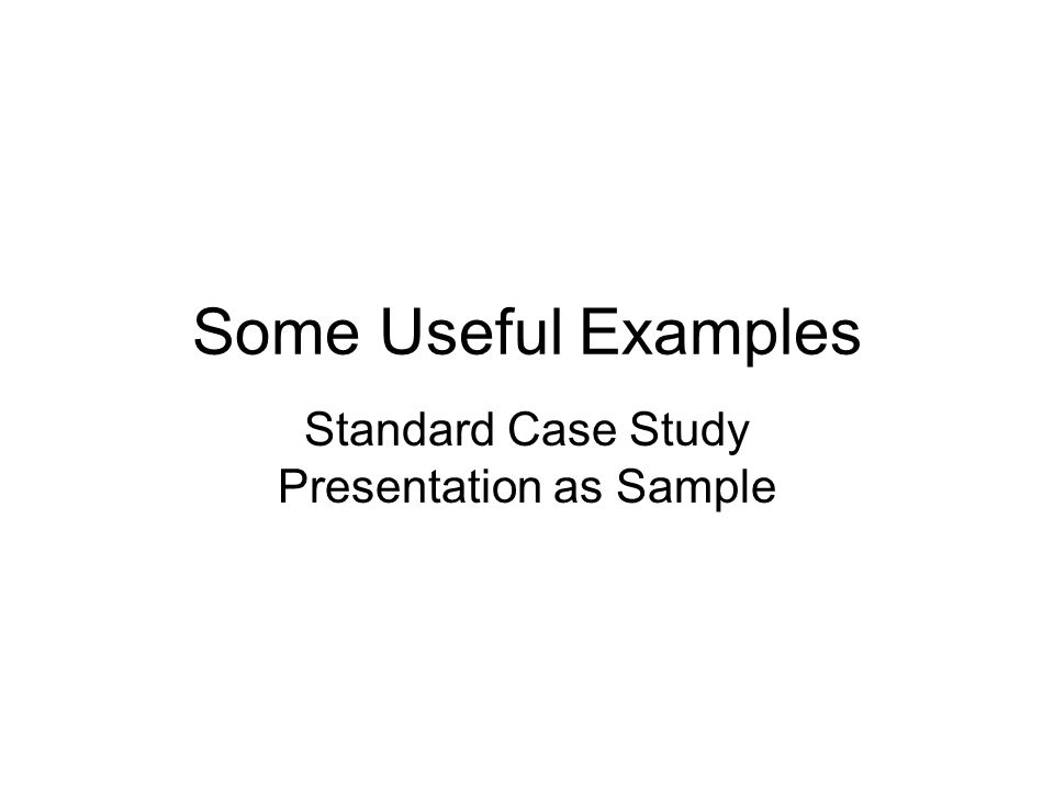 case study presentation - ppt video online download, Presentation templates