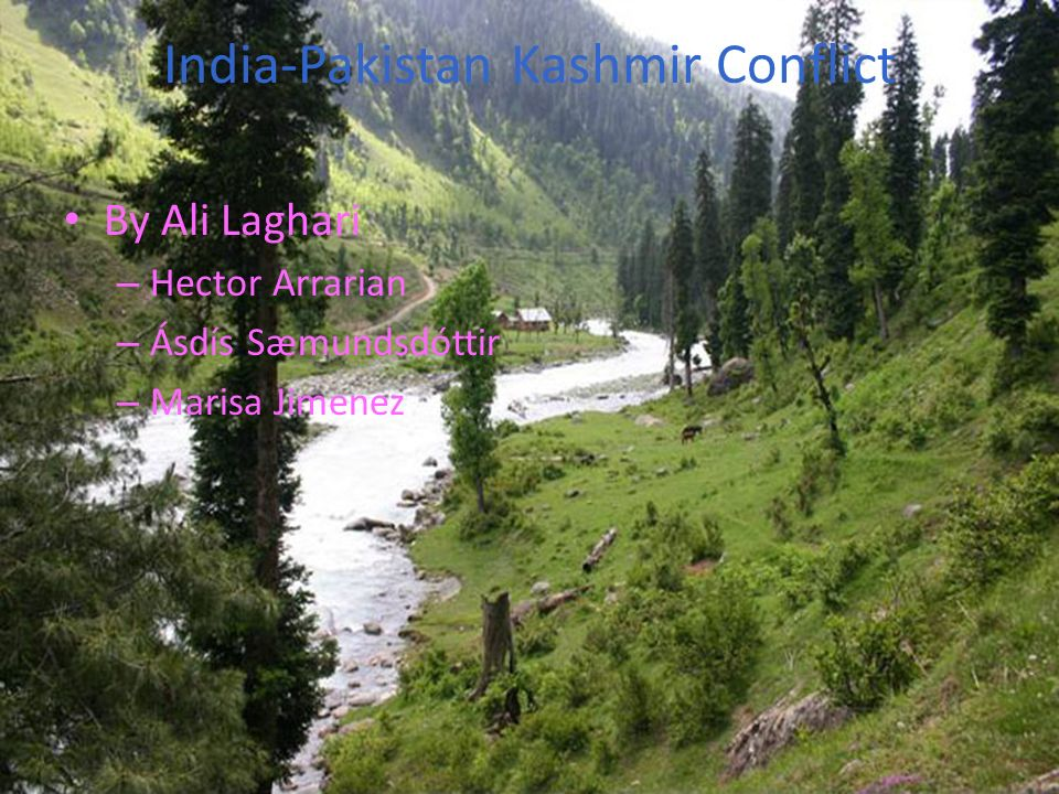 why kashmir is important for pakistan