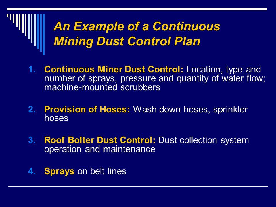 Penn State The Penn State Miner Training Program Ppt
