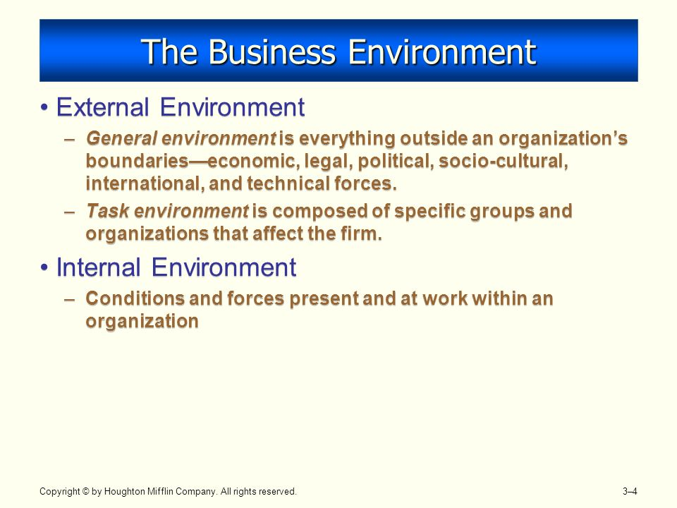 global business and political forces case The political environment in international business consists of a set of political factors and government activities in a foreign market that can either facilitate or hinder a business' ability to.