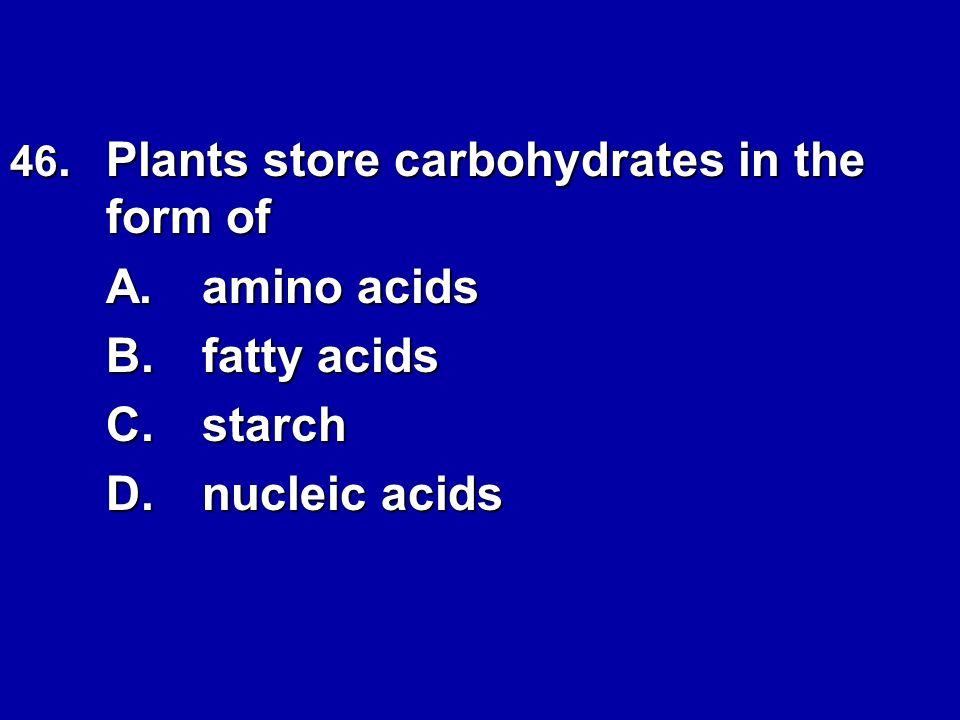 EOC REVIEW QUESTIONS Biology. - ppt download
