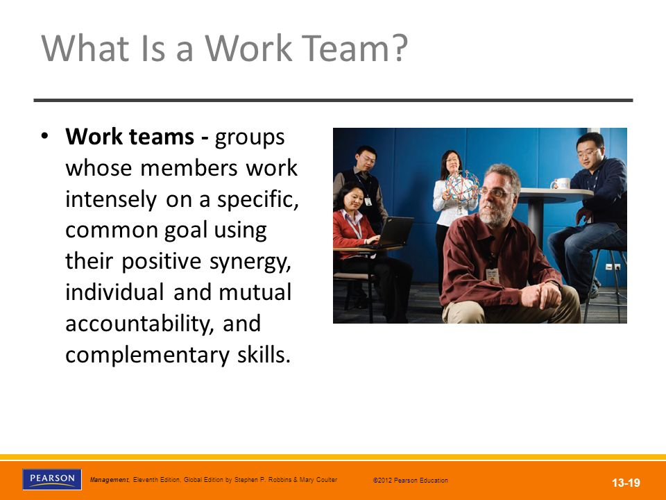 What Is a Work Team