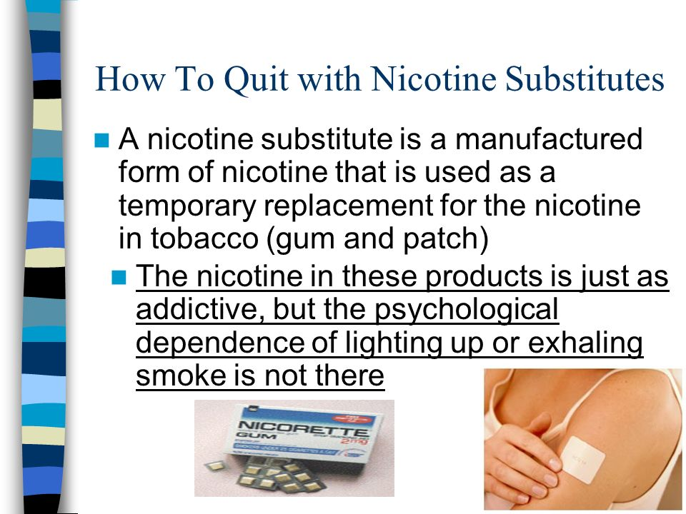 SUBSTANCE ABUSE: Tobacco's Risks and Quitting - ppt video online ...