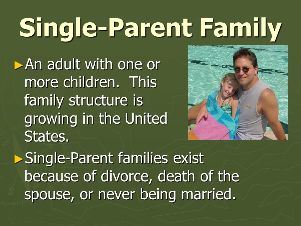 Single-Parent Family