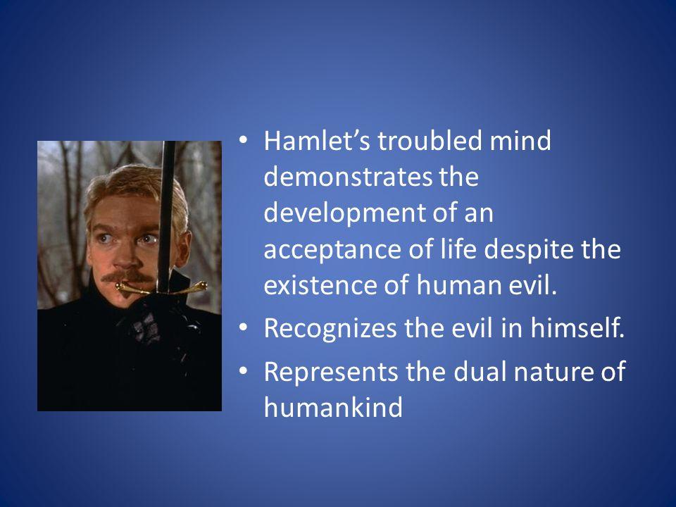 Hamlet Duality Of Human Nature