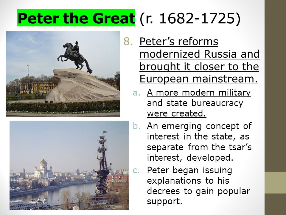 peter great absolutism essay 18th century monarchy  throughout the course of this essay i will analyze the different governing systems,  peter the great,.