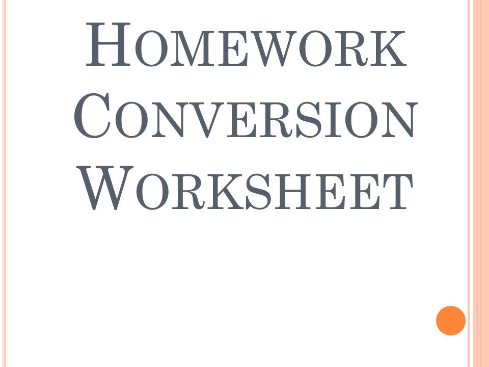 Conversions Learn to convert between and within the US Customary – Customary Conversion Worksheet