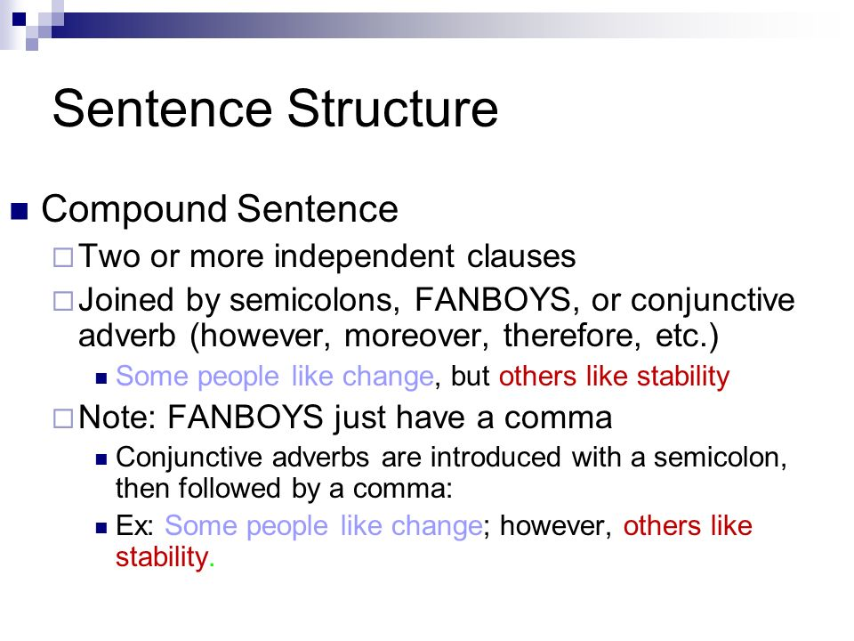how to use therefore in a sentence