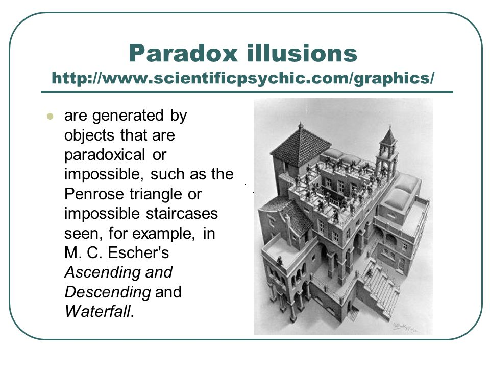 Paradox Illusions
